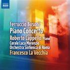 Busoni: Piano Concerto, Op. 39 (CD, Sep-2011, Naxos (Distributor))