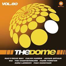 THE DOME,VOL. 80 -  2CDs NEU & OVP VÖ 02.12.2016