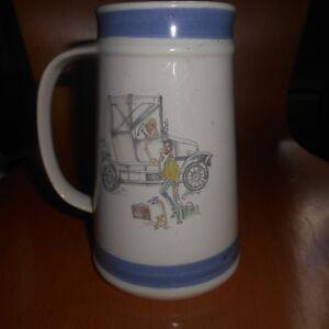 monastery pottery mug - Romford, United Kingdom - monastery pottery mug - Romford, United Kingdom