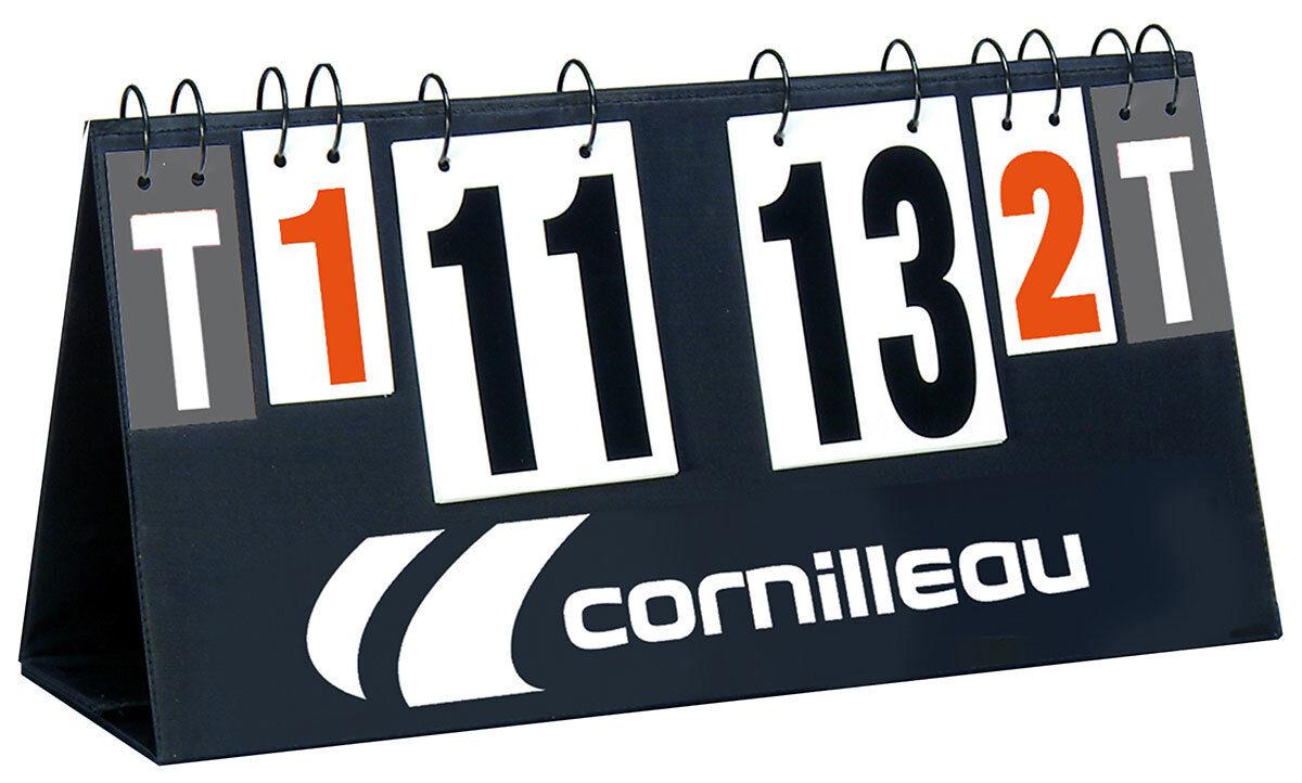 204801 Cornilleau Tischtennis Scorer mit Deckel