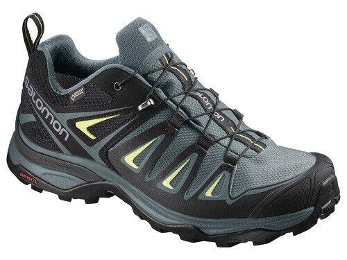 Salomon X Ultra GTX 3 ® (400065) - outdoorzapatos botín de senderisml para señora