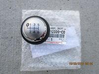 11 - 15 Scion Tc Trd 2d Coupe 6 Speed Manual Shift Knob Brand 12320-c0