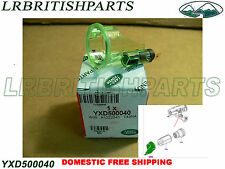 LAND ROVER CIGAR LIGHTER GREEN RING LR3 LR2 R.R. SPORT 05-13 OEM NEW YXD500040