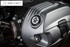 Öleinfüllschraube, Oil Cap, tappo olio Mr BOXER BMW R 1200 NINET black silver
