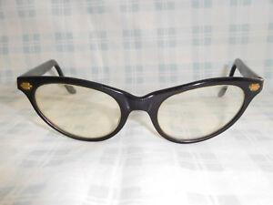 a65ae555c5 Vintage Selecta Cat Eye 1 10 12K GF Sunglasses Eyeglasses Eyeglass ...