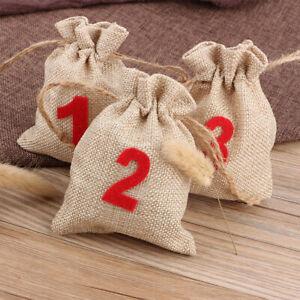 NO-1-24-Advent-Calendar-Drawstring-Natural-Hessian-Bags-Christmas-Gifts-Bags