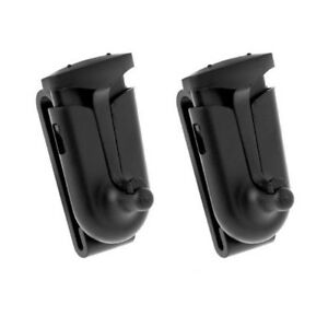 2X-Belt-clip-for-Motorola-Battery-Talkabout-Two-Way-Radio-Walkie-Talkie-1-Pin-US