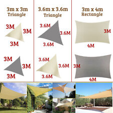 new arrival aa664 58c07 IKEA DYNING Canopy WHITE WEDGE TRIANGLE OUTDOOR SHADE 141 3 ...