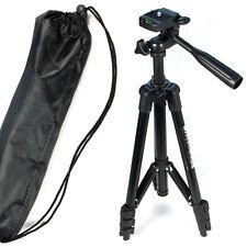 """40"""" Portable Flexible Outdoor Tripod For Sony Canon Nikon Samsung Kadak Camera"""