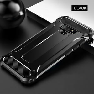 best service 4e4d5 0718c Details about Luxury Anti-Fall Armor Case For Samsung Galaxy S7 Edge S8 S9  Plus Note 8 9 Phone