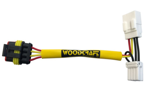 BUELL 2014-2017 EBR 1190X RX WOODCRAFT RACING KEY SWITCH ELIMINATION HARNESS