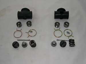 HILUX-STEERING-DRAGLINK-ROD-END-KITS-X-2-THESE-ARE-QUALITY-JAPANESE-MADE-KITS