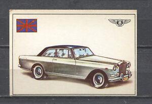 Bentley S3 Vintage Dutch Super Start Classics Trading Card No. 217 - Deventer, Nederland - Staat: Tweedehands: Een object dat al eerder is gebruikt. Zie de aanbieding van de verkoper voor volledige details en een beschrijving van onvolmaaktheden. ... Genre: Automotive Manufacturer: super start classics Country/Region of Ma - Deventer, Nederland