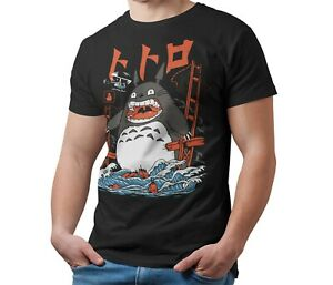 My-Neighbor-Totoro-T-Shirt-Kaiju-Japanese-Monster-Unisex-Shirt-Adult-amp-Kids