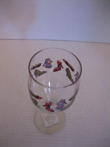 Multi Color /& Multi Style Women/'s Purses Glass Wine Glasses 7in.Tx2 1//2in.W NW
