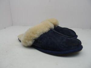 405db1675d6a UGG Australia Women s Scuffette II Sheepskin Slipper Midnight Size ...