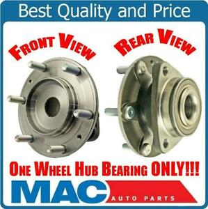 ONE 100/% New FRONT Wheel Bearing Hub Assembly for Chevrolet Cruze 13580305 16-18