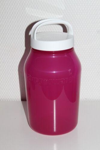 Tupperware Universalbehälter 3,0 L Schraubverschluss wasserdicht rosa oder blau