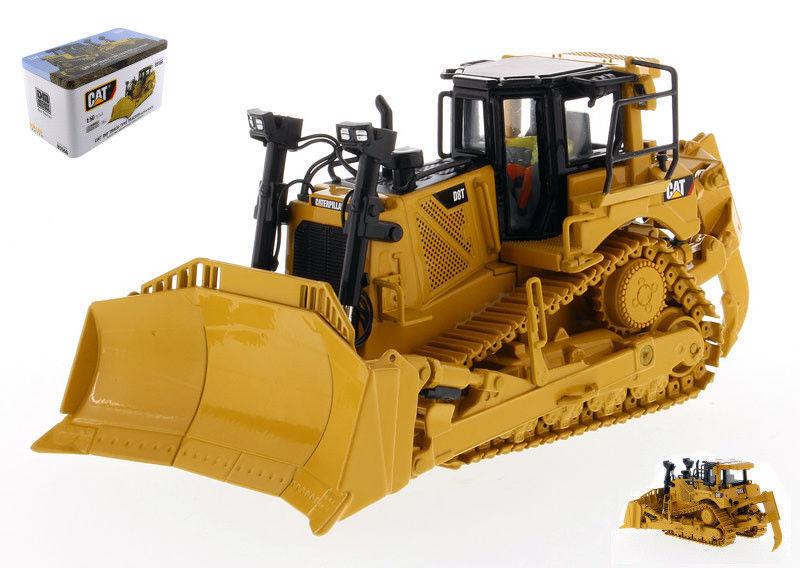 minoristas en línea Pista 1 50 50 50 Cat Caterpillar D8T-Tipo Tractor Con Hoja 8U 85566 Diecast Masters  Vuelta de 10 dias