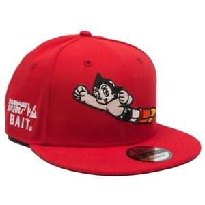 BAIT-x-Astroboy-x-New-Era-Astroboy-Fly-Cap-red