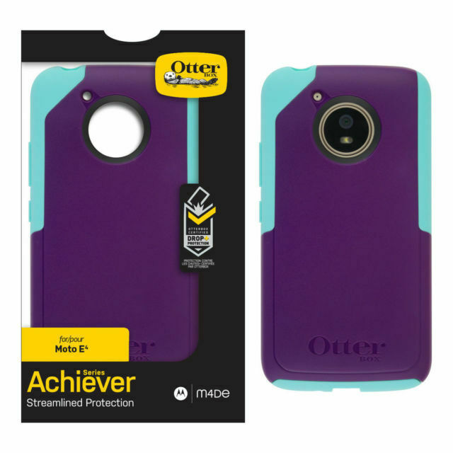 Otterbox Achiever Series Case For Motorola Moto E4 Smartphone For Sale Online Ebay