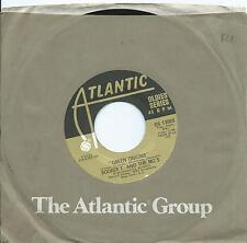 Booker T and the MG's:Green Onions/Chinese Checkers:Atlantic Re-Issue