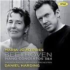 Ludwig van Beethoven - Beethoven: Piano Concertos 3 & 4 (2014)