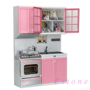 Funny kids pretend play cook cooking cabinet stove set toy for Funny kitchen set