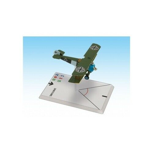 EN Ares Games WGF102D WW1 Wings of Glory  Sopwith Camel Kissenberth