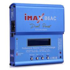 iMAX B6AC Digital RC Lipo NiMH Battery Balance Charger Discharger EU Plug KY2017