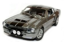 1967 FORD MUSTANG GT 500E ELEANOR GONE IN 60 SECONDS 1/18 BY GREENLIGHT 12909