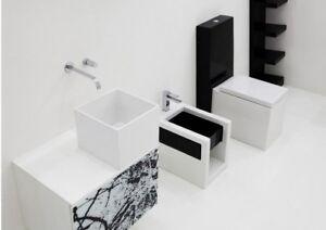 Gsg box vaso bidet e coprivaso sanitari bagno moderno ceramica
