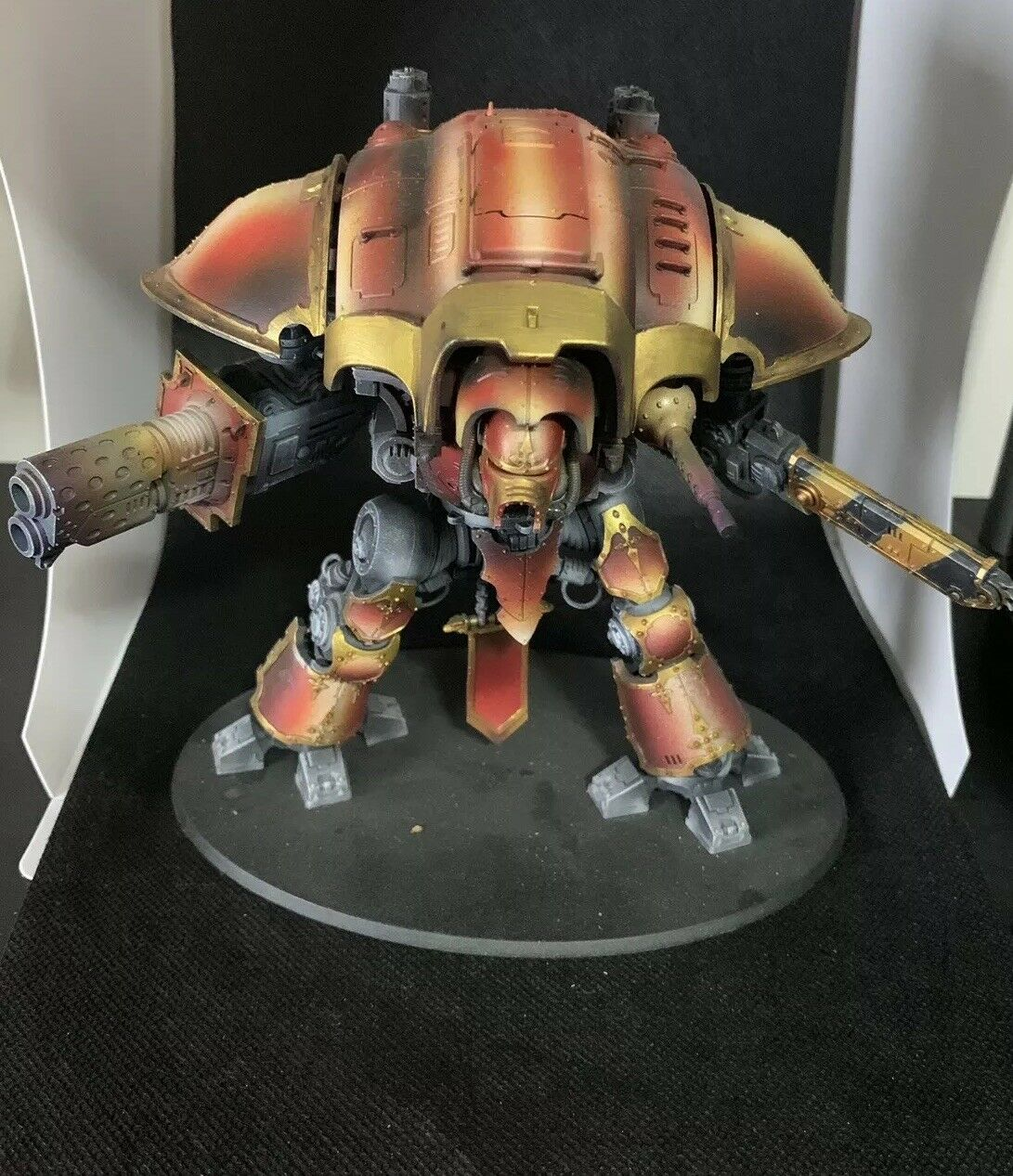 precios bajos Warhammer 40K Imperial Imperial Imperial Knight Well Painted  marca