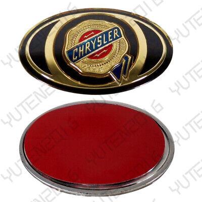 2005-2010 Chrysler 300 Grille Emblem Front Grill Badge Oval Sign Symbol Logo US