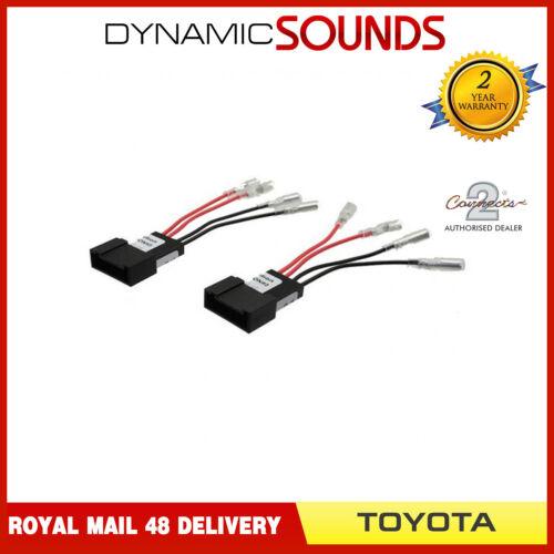 Ct55-ty02 Auto-Lautsprecher Adapter Kabelbaum Anschluss für Toyota Gt 86 2014
