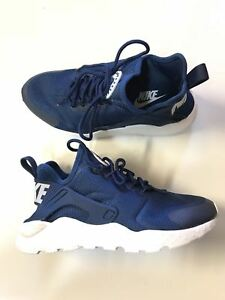 in stock online here fashion styles Nike Air Huarache Run Ultra Coastal Blue White Women 5 Deadstock ...