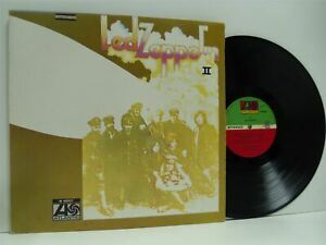LED-ZEPPELIN-led-zeppelin-ii-LP-EX-EX-W-40037-vinyl-album-gatefold-italy