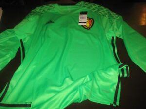 Belgique 2016//17 adizero gardien shirt balises//Paquets Small