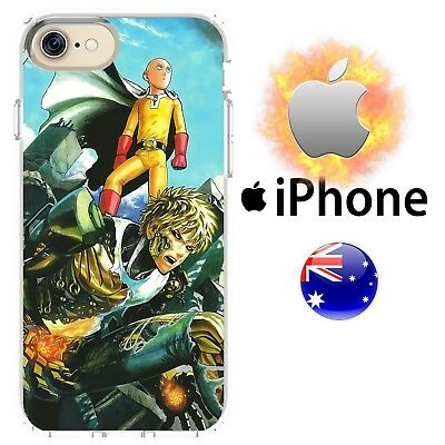 one punch man genos iphone case