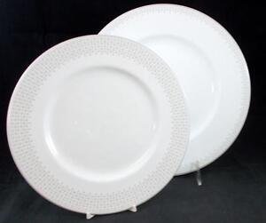 Lenox-FLAIR-Dinner-Plate-Salad-Luncheon-plate-Bone-China-SHOWROOM-INVENTORY
