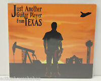 Just Another Guitar Player From Texas - Billy White, Jr. - Country Music Cd -new