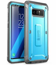 best loved 661ca dbd38 Samsung Galaxy Note 9 Case SUPCASE Full-body Holster Unicorn Beetle Cover  Blue