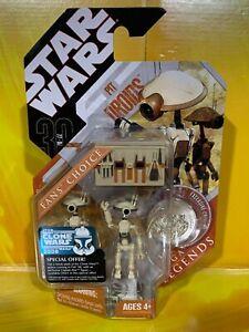 Star-Wars-30th-Anniversary-Pit-Droids-White-Storage-Locker-Fan-039-s-Choice