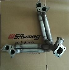 Top mount Exhaust manifold for 2013+ Subaru BRZ / Toyota GT86 / FRS Turbo