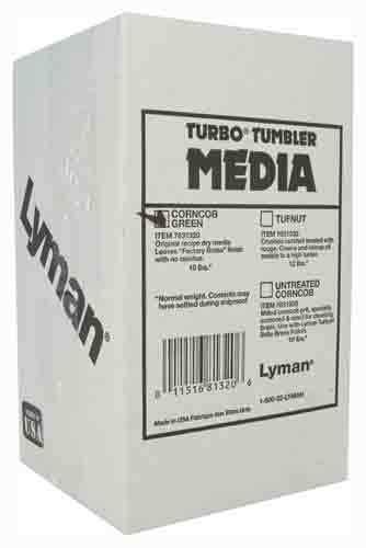 Neu  Lyman Turbo Becher Medien Mais Kolben Kolben Kolben Plus 4,5 kg Box 7631320  | Trendy  9167b6