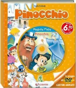 Libri-Magiche-Fiabe-Pinocchio-Libro-Dvd