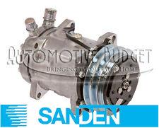 A/C Compressor w/Clutch Universal / Hot Rod Sanden SD7H15 / SD709 - NEW OEM