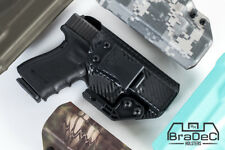 BraDeC: IWB Concealment Holster for Glock 19, 23, 32, 45 Gen 1-5