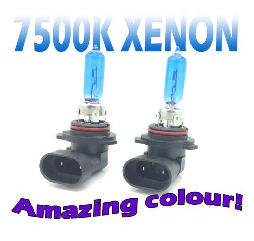 Pair 12V 55W 7500K 9012 HIR1 Xenon Headlight Bulbs Headlamp Fits Hyundai ix35 13
