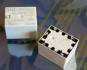 Miniatura-sre303012-Rele-di-potenza-Caricatore-1x-250vac-10a-12v-BOBINA-SHC